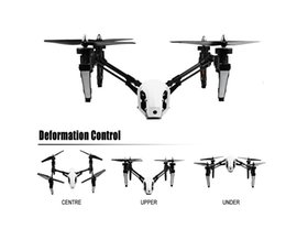 Wholesale WLtoys Q333 B Fixed height Mode One Press Automatic Return Aircraft Roll Function WiFi Real time Transmission RC Quadcop VS DJI Inspire dr