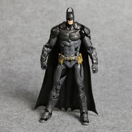 Wholesale Hot Sales quot Animation Kids Toy Batman Arkham Knight The Joker Arkham Origins PVC Action Figure Collectible Movable Model Doll EMS