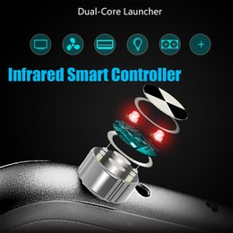 Wholesale Smart Remote Control mm nd Infrared IR Switch Controller Dust Plug For Apple iPhone iPad IOS Air Conditioner TV AC DVD STB