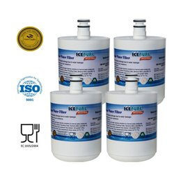 Wholesale 4 pack RWF0100A Refrigerator Water Filter for LG LT500P KENMORE SWIFT GREEN AQUA FRESH WATER SENTINEL