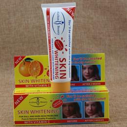 Wholesale The orange vitamin C face creams g Professional Vitamin C Cream tough spot remover face body foot care
