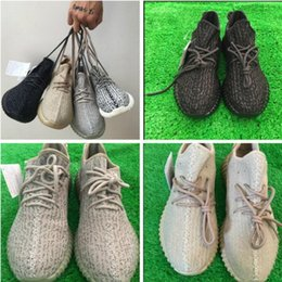 Wholesale PU Shoes man woman boost shoes drop shipping shoes boost Running Shoes Fashion Women and Men Kanye West milan Running Sports Shoes