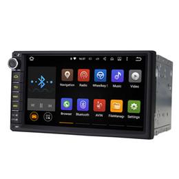 Wholesale Joyous J H DIN Android Quad Core Universal Car Audio Stéréo GPS Navigation P HD Radio Automotive Multimedia voiture Lecteur DVD