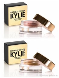 Wholesale HOT Kylie Cosmetics Copper Creme Eye Shadow Birthday Edition Copper Rose Gold