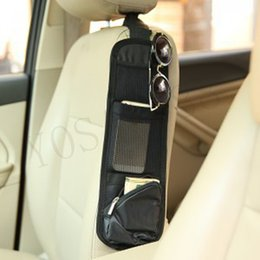 Wholesale Car Seat Organiser Storage Bags Phone Magazine Drinks Container Auto Styling Traveling Gear Stuff Accessories Supplies Products