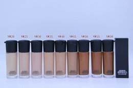 Wholesale Hot sale New high quality makeup liquid foundation Match master foundation SPF ML Matchmaster