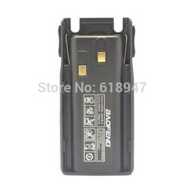 Wholesale 100 Original UV BL V mAh High Capacity Spare Battery For Walkie Talkie BaoFeng UV