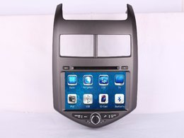 Wholesale Car Dvd Gps Aveo - 2 DIN Car DVD Radio Audio Multimedia Player GPS For Chevrolet Aveo 2011~Up Retail Pc Free Shipping