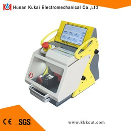 Wholesale best automatic car key cutting machine price SEC E9 key cutting for sale with widely usage and CE approval