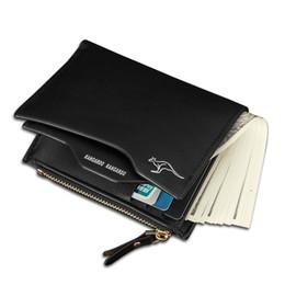 New Arrival Bifold With Zipper Coin Pocket Brand Men Wallets Short Leather Purse Bag Plug-in Driver License Case Card Holder Wallet For Men