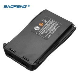 Wholesale 3 V mah BF S BF S Baofeng BF S Battery For Spare Two Way Radio Radio Walkie Talkie Baofeng Accessories