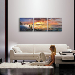 Wholesale handmade oil painting on canvas modern Africa Landscape Painting Best Art oil painting original directly from artist AR