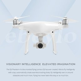 Latest model, DJI Phantom 4 AVAILABLE! Professional Quadcopter with 4K Camera and 3-Axis Gimbal Drone Visual Tracking