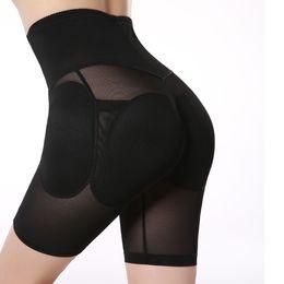 Women Sexy Control Panties High Waist Underwear Shaper Breathable Black Plus Size Body Shapers L XL XXL 3XL