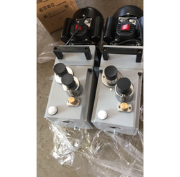 Wholesale By DHL PC Rotary Vane Vacuum Pump V XZ Liter Suction Pump Specialized For Mini LCD OCA Laminating Machine
