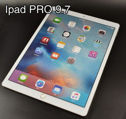 Wholesale For new ipad pro inch Non Working Size dummy ipad Display fake Toy tablet for ipad pro quot ipad mini Model Color Display