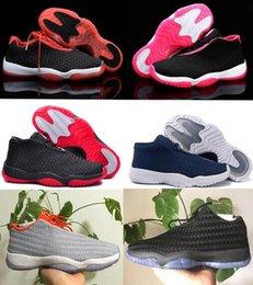 Wholesale Aires China Jordan Shoes Future Basketball Shoe Women Men Man Hombre Zapatillas Sports Retro China Jordans Sneakers Air Futures Grey Low