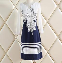 HOT Women's clothing Large size ladies' fashion ladies dress 2016 L-6XL big size women dress Casual Dress