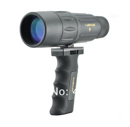 Wholesale Visionking x42WD Mini Portable Super Compact Monocular For Hunting Camping Telescope With Handhold Accu Grip Good Quality