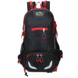 Professional Climbing Bag waterproof Material Internal Frame Unisex Travel Hiking Outdoor Long Distance Camping Backpack m0633