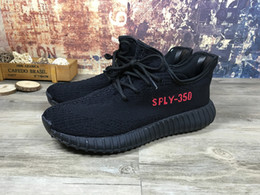 Wholesale Drop shopping Orders For Original Quqality Man Sizes Kanye West Shoes Kanye Sply Shiped Inbox Sole Light In Park