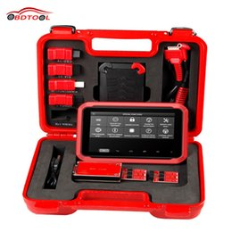 Wholesale Original Xtool CAR Auto Key Programmer Diagnostic Tool X100 Pad Special Function Express Shipping Popular