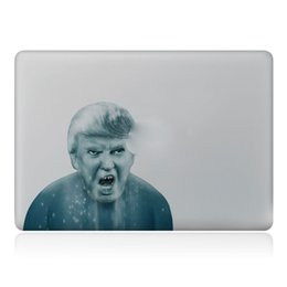Factory direct presidential Trump laptop sticker with the best material and quality