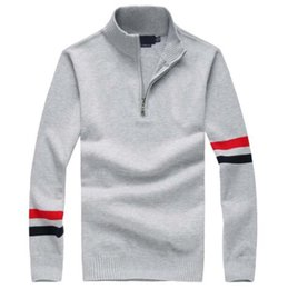 Wholesale Big Horse Mens sweaters luxury sweater jersey hombre jumper polo ralphmen pullover cashmere wool casual long sleeve
