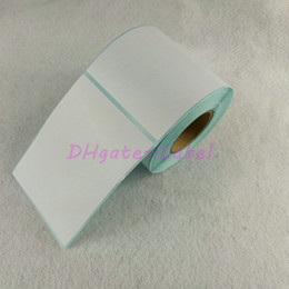 "Thermal Label Sticker 3 x 4 "" ( 76 x 102 mm ) 300 Pcs roll For Shipping Carton USPS Logistics Direct Print Fit for Zebra TSC Printer"