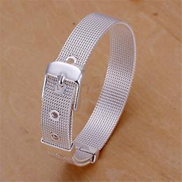 Best Gift Fashion Brand New 925 Silver Bracelet 10pcs lot High quality Top Sale charm Bracelet