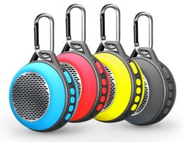 Wholesale Bluetooth Speaker with AUX in Aux out SupportFM Radio TF Card Slot Function For PC Mobile Phone