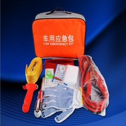 Wholesale Car Emergency Kit Car Equipment Recovery Chartered By Package Car First Aid