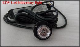 Wholesale High intenstiy DC10 V W Led car Hideaway Lights emergency Sidelight signal lights grill warning lights waterprrof