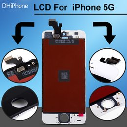 Wholesale 100 New Screen for iPhone G S C LCD Display with Warranty time free shippping by post
