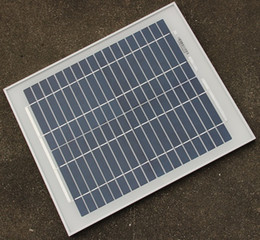 Wholesale High Quality W V Polycrystalline Silicon Solar Panel Used For V Photovoltaic Power Home DIY Solar System