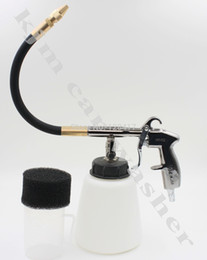 k106Tornador Flexible Black high presssure clean gun tornador high pressure car wash gun car engine clean car styling car washer