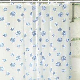 Wholesale 2016 Top Fashion Real Cortina Ducha Bath Curtain The Bathroom Shower Curtain Waterproof cm Ring Clearance Price