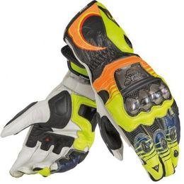 Wholesale Motogp Motorbike Motorcycle Valentino Rossi Vr Racing Genuine Leathers motorcycle gloves