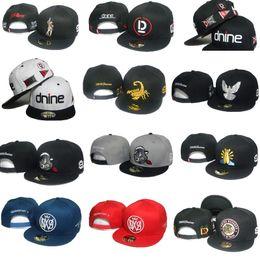 Wholesale 2016 Newest D9 Reserve Snapbacks Cap adjustable Illest OG Logo Snapbacks Fashion HIP HOP Hats For MEN Woman baseball hats