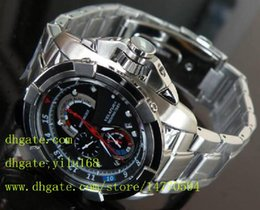 Wholesale Mens Luxury Top Quality Edition Replica Dive Velatura Yachting Kinetic SPC007P1 Swis Quartz Chronograph Drive WatchWatch