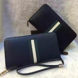 Wholesale advanced genuine leather brand designer zipper wallet for women drop shipping
