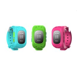 Wholesale Q50 Smart Watch Phone Old People and Children Positioning GPS Bluetooth new original u8 Q50 W5 from kindboy