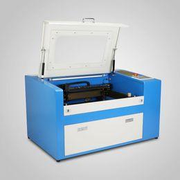 Wholesale CO2 Laser Engraving Engraver Machine w Usb Disk U Flash Cutter x30 cm Size
