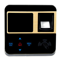 Wholesale Good Quality Fingerprint RFID Card Record Attendance Access Control Terminal F6150A