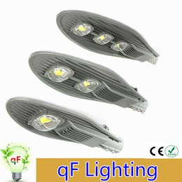 Wholesale 1pcs Outdoor lighting Led Street light W W W Led Streetlight Street lamp Waterproof IP65 AC85 V Path Lights