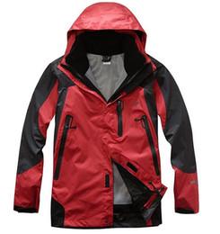 2016 Hot   Men's winter outdoor sports jacket brand waterproof windproof jacket warm breathable mountaineering ski suit jacket camping