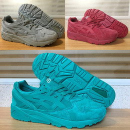 Wholesale Asics Gel Kayano Trainer H6COL Outdoor Running Shoes Mens And Womens Lightweight Breathable Athletic Sneakers EUR36