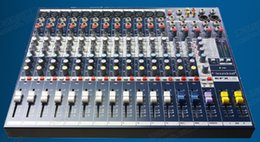 Wholesale Factory price SOUNDCRAFT Soundcraft EFX12 with two stereo effects with a pure professional mixer DHL FreeShipping