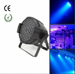 Professional DMX-512 54pcs Led RGBW Stage Par Light 6 Channels For Disco Party Nightclub Party AC100V-240V