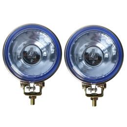 Wholesale quot inch W Xenon HID Light Driving Fog Brake Light Car Truck SUV Motorcycle work light v v